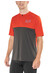 Fox Altitude Koszulka kolarska czerwony/czarny